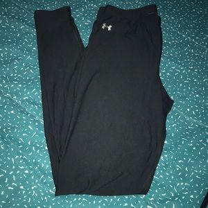 Under Armour Black Leggings | Size : Small